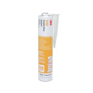 Crystal Clear Sealant 230, 310 mL Cartridge