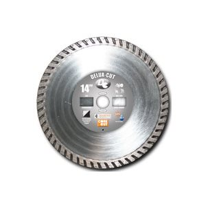 21163 - 7 X .095 X DIA TO 7 / 8 DELUX-CUT TURBO BLADE