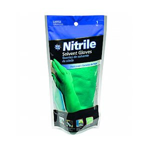 WEST CHESTER LRG GREEN 15MIL NITRILE GLOVE