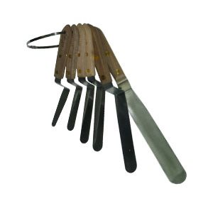 NEWBORN OFFSET SPATULA SET 6 EACH