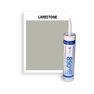 890 NST - CTG-039-Limestone CTG Beige  Non-Staining, Ultra-Low Modulus Silicone Sealant-10 oz cartridge
