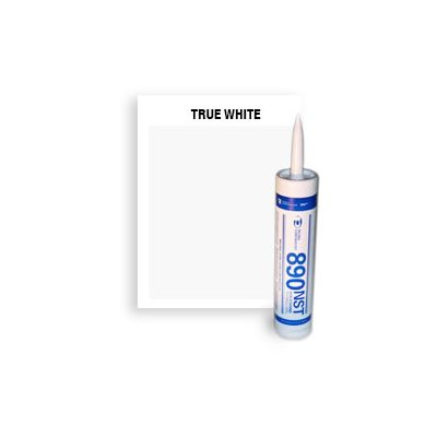 890 Nst Ctg 345 Tru White Ctg Non Staining Ultra Low