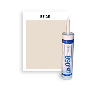 890 NST - CTG-595-Beige CTG Non-Staining, Ultra-Low Modulus Silicone Sealant-10 oz cartridge