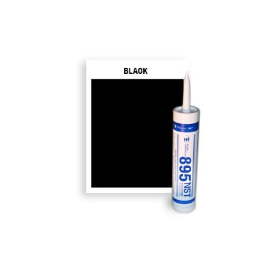 895 NST - CTG-012-Black CTG Structural Silicone Glazing & Weatherproofing Sealant-10 oz cartridge