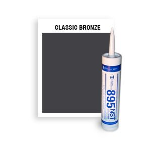 895 NST - CTG-046-Classic Bronze CTG Structural Silicone Glazing & Weatherproofing Sealant-10 oz cartridge